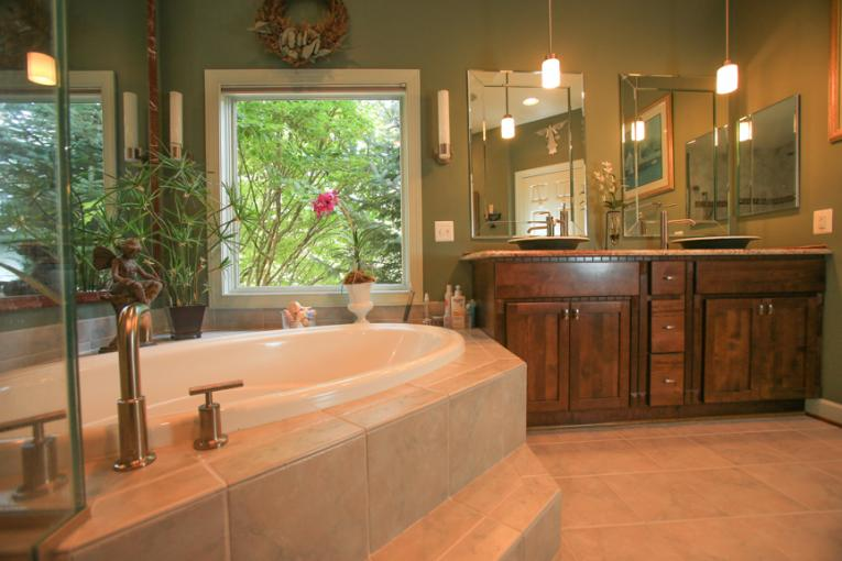 Northern Virginia Bath Remodel
